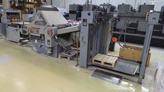 Heidelberg Stahlfolder KD.2 - 66/4 KTL - P Folding Machines