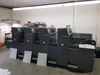 Heidelberg Printmaster PM 52-4 - Sheet Fed