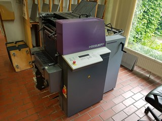 Heidelberg Quickmaster QM 46-1 Sheet Fed