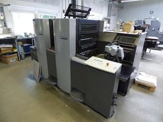 Heidelberg SPEEDMASTER SM 52-2 P + 单张纸胶印机