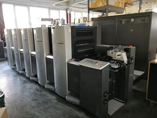 Heidelberg SPEEDMASTER SM 52-5 Sheet Fed