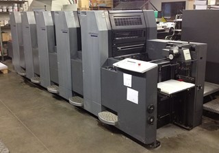 Heidelberg SPEEDMASTER SM 52-5 P3 - Sheet Fed