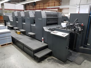 Heidelberg SPEEDMASTER SM 74-4 P H Sheet Fed