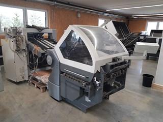 Heidelberg Stahlfolder KH 66/4 KTL - PFH Folding machines