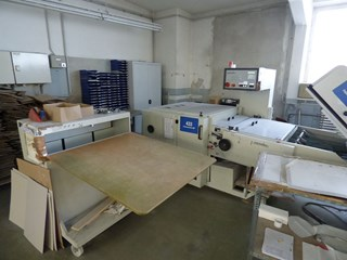 Heidelberg Stahlfolder TD 94/6 - R Folding machines