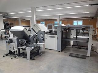 Heidelberg Stahlfolder TH 82/64 + VFZ 52 - P Folding machines