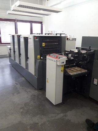 Komori L 420 Sheet Fed