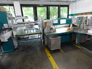 Perfecta 132 TS Guillotines/Cutters