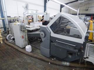 Heidelberg STAHLFOLDER KH 78/6 KTL - R Folding machines