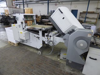 Heidelberg Stahlfolder TH 56/64 automatic - R Folding machines