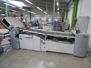 Heidelberg Stahlfolder TH 66/644 - R Folding machines