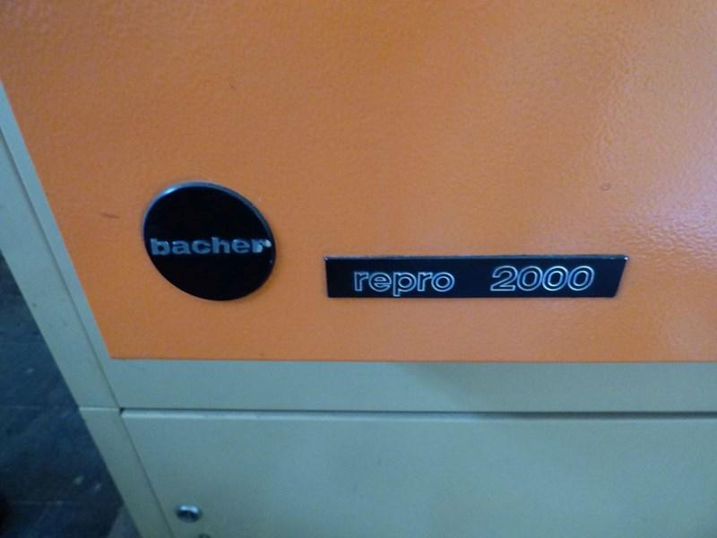 Bacher Repro 2000
