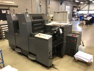 HEIDELBERG SM 52-2+ Sheet Fed