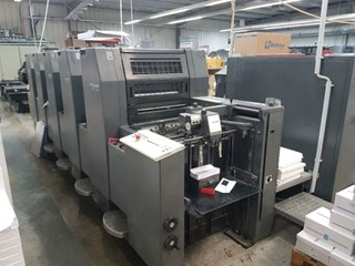 HEIDELBERG SM 52-5-P3  Sheet Fed