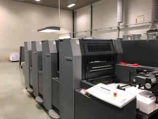 Heidelberg SM 52-4-P 单张纸胶印机