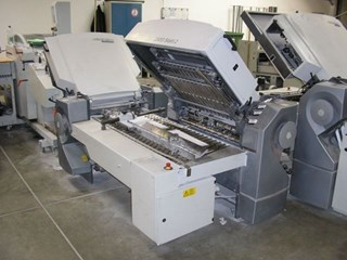 Stahl TH 82/442 - optional with Palamides Alpha 700 Folding Machines