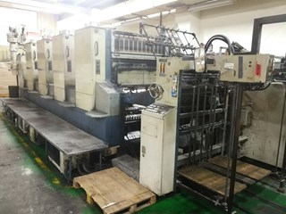 1995 Komori L 440 Sheet Fed