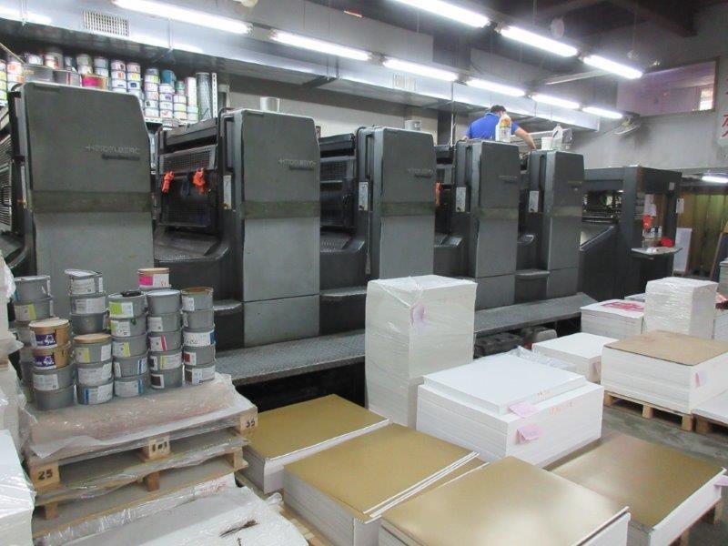 2003 HEIDELBERG CD102-5+L