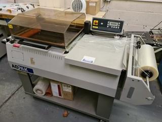 ADPAK AD560 SHRINKWRAPPER Máquinas de embalaje