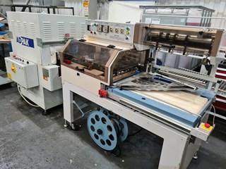 ADPAK EFK250 SHRINKWRAPPER Wrapping Machines