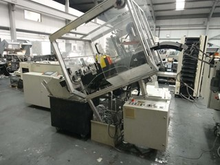 1999 ATLAS BLUMER AG110 AUTO PUNCH  Die Cutting
