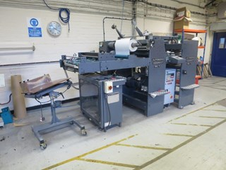 2004 AUTOBOND 52T  Laminating and coating
