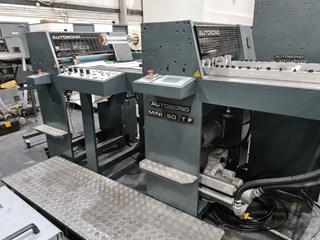 2015 Autobond MINI 52T Laminating and coating
