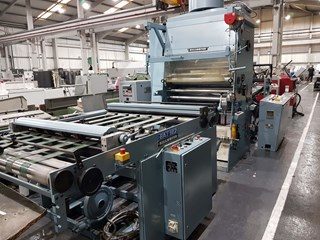 Billhofer CFK102 Laminator MACHINES A PELLICULER ET CONTRE-COLLER