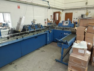 Bührs BB300 Mail Room Equipment