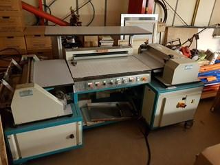 1995 CMC  50/110 CASEMAKER  Case production