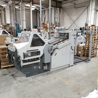 2003 HEIDELBERG STAHL KD66-4KTL Folding machines