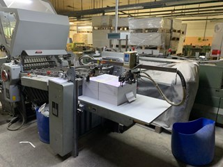 1997 STAHL KD66-4KTL  Folding machines