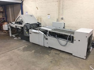 2005 HEIDELBERG STAHL KH66-4KTL Folding machines