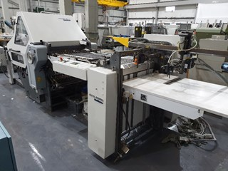 2004 HEIDELBERG STAHL KD66-4KTL Folding machines