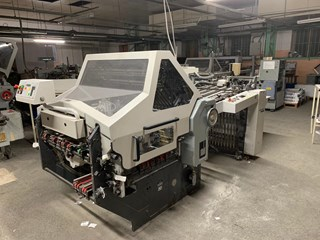 1999 HEIDELBERG STAHL KD78-4KL Folding machines