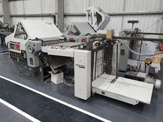 1999 HEIDELBERG STAHL KD78-4KL Folding Machines