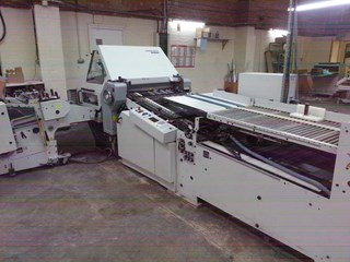 2003 HEIDELBERG STAHL KD78-4KTL  Folding machines