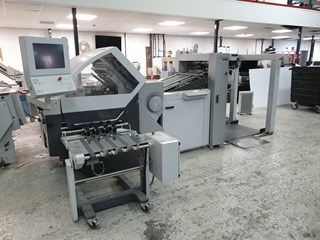 2014 HEIDELBERG STAHL KH66-4KTL  Folding machines