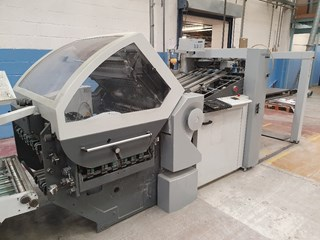 2011 HEIDELBERG STAHL KH82-4KTL  Folding machines