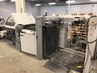 2006 HEIDELBERG STAHL KH82-4KZR Folding machines