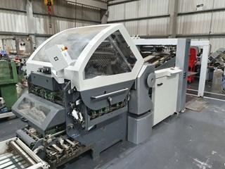 2006 HEIDELBERG STAHL KH82-4KZR Folding machines