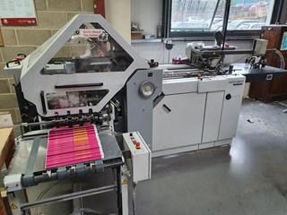 2000 HEIDELBERG STAHL KI55-4KTL  Folding machines