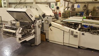 2003 HEIDELBERG STAHL TI52-4.4.X  Folding machines
