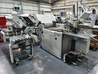 Heidelberg Stahl TI52-4.4.X Folding machines