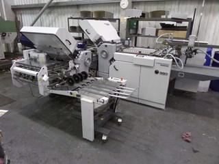 2001 HEIDELBERG STAHL TI52-4.4.X  Folding machines