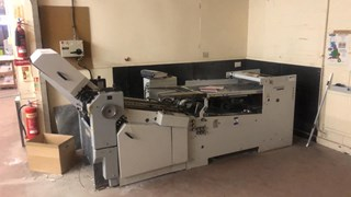 2000 HEIDELBERG STAHL TI52-4.4.X Folding machines