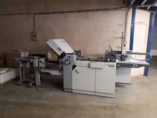 2002 HEIDELBERG STAHL TI52-4.X Folding machines