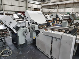 2003 HEIDELBERG STAHL TD66-4.4.X  Folding machines