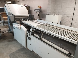 HEIDELBERG STAHL  TD78.4.4.X Folding machines