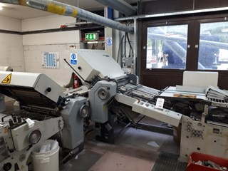 2003 HEIDELBERG STAHL TD78-6.4.2  Folding machines